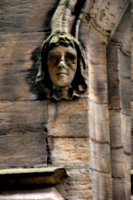 [picture: Carved stone head 4]