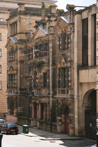 [Picture: Glasgow Building]