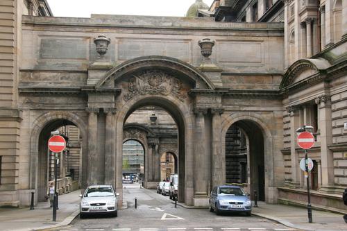 [Picture: Glasgow Buildings 5]
