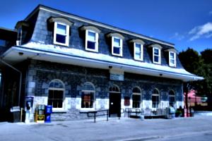 [picture: Belleville Station]