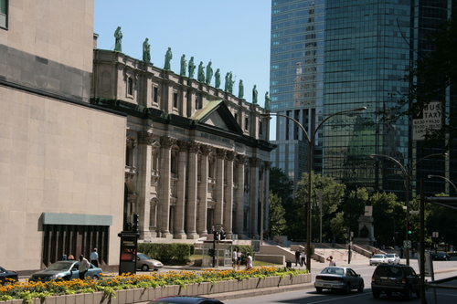 [Picture: Roman catholic cathedral in Montreal 2]
