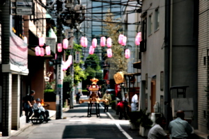 [picture: Lanterns and Mikoshi 3]