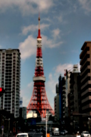 [picture: Tokyo tower]