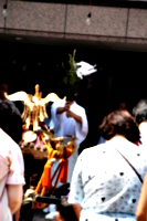[picture: Welcoming the mikoshi 2]