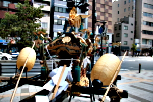 [picture: Mikoshi Front 1]