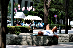 [picture: Resting]