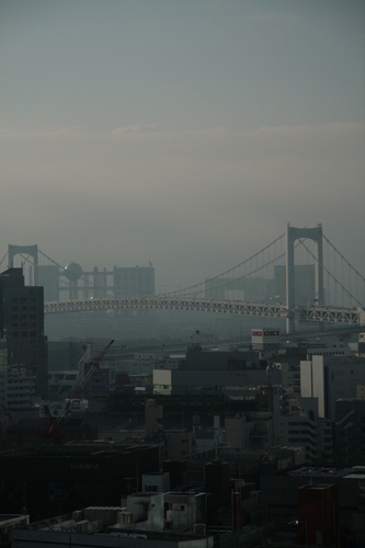 [Picture: View from the hotel window 4]