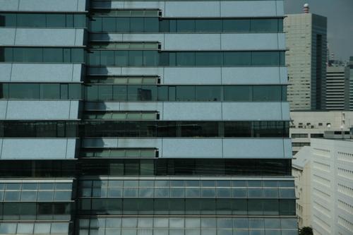[Picture: Skyscraper windows]