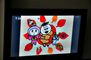 [picture: Japanese TV 2: cartoon]