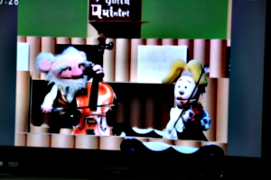 [picture: Japanese TV 6: Japense Muppets]