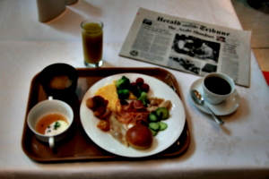 [picture: Breakfast in Japan 2]