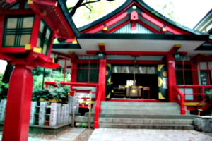 [picture: Japanese temple 1]