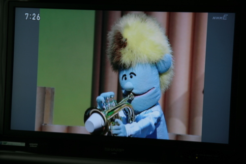 [Picture: Japanese TV 9: Japense Muppets]