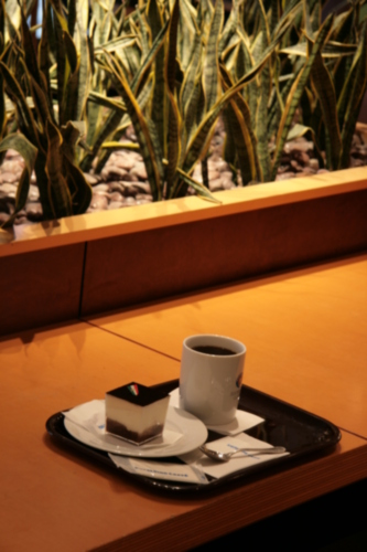 [Picture: Coffee shop table 2]