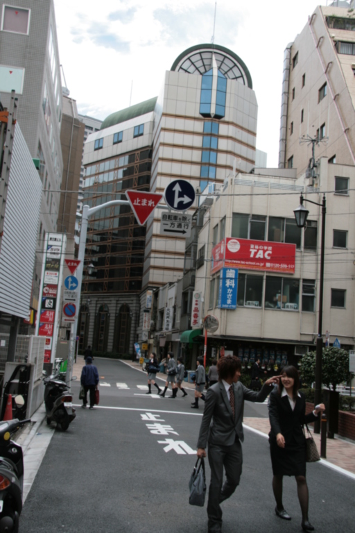 [Picture: Side street 1]