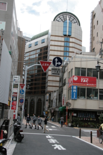 [Picture: Side street 2]