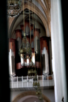 [picture: Chandelier and Organ Pipes]