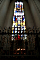 [picture: East Window]