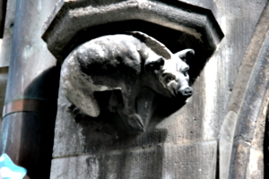 [picture: Stone pig]