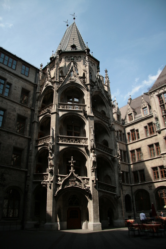 [Picture: Gothic fairyland 4: staircase]