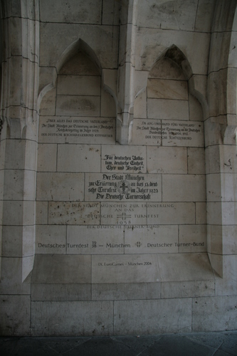 [Picture: Town Hall Inscriptions 1]
