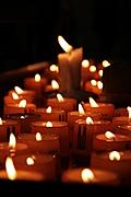 [Picture: Votive candles 1]