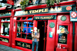 [picture: The Temple Bar]