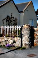 [picture: Stone pillar]