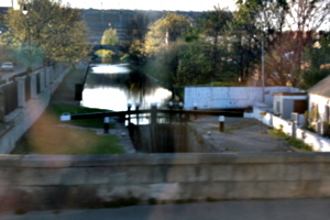 [picture: Canal lock]