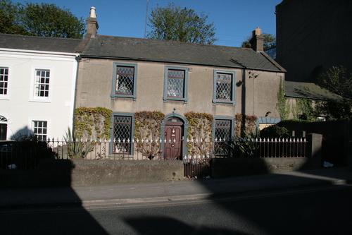 [Picture: Irish house]
