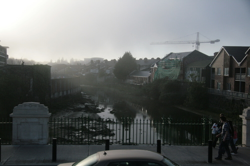 [Picture: Dublin Canal 1]