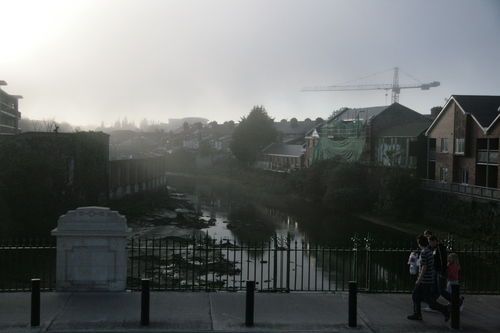 [Picture: Dublin Canal 2]