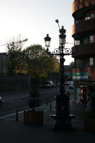[Picture: Lamppost]
