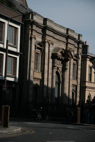 [Picture: Neo-classical Dublin]