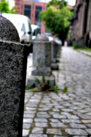 [picture: Bollards and Cobbles 2]