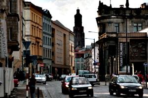 [picture: Wrocław Street]