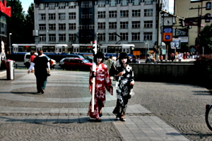 [picture: Japan comes to Poland]