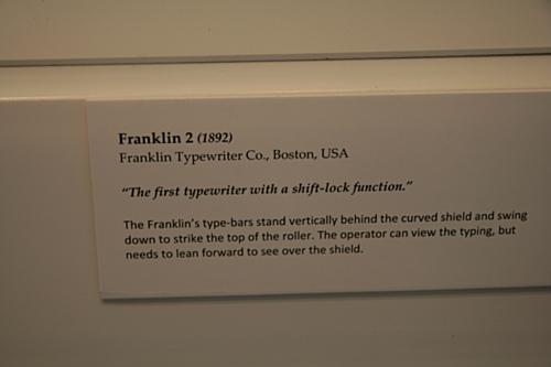 [Picture: Franklin 2 (1892)]