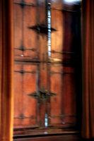 [picture: wooden window shutters]